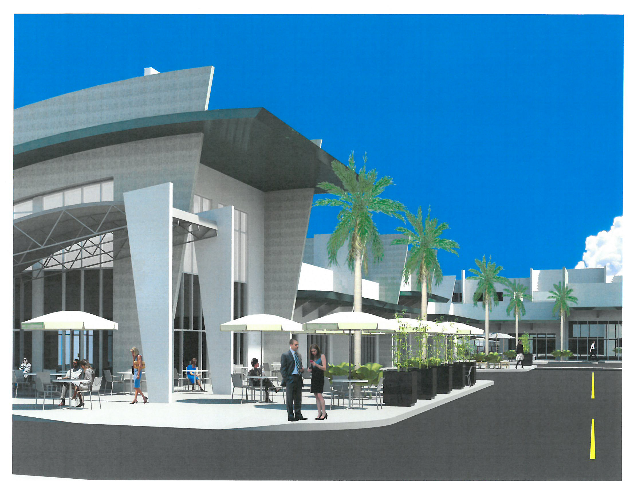 Crown Center Plaza - Fort Lauderdale Retail Center