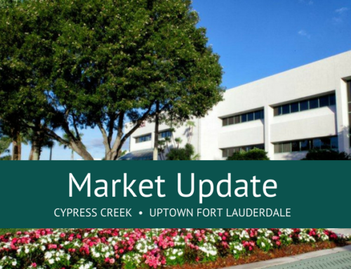 Cypress Creek Update: The future looks exciting for the uptown Fort Lauderdale area!
